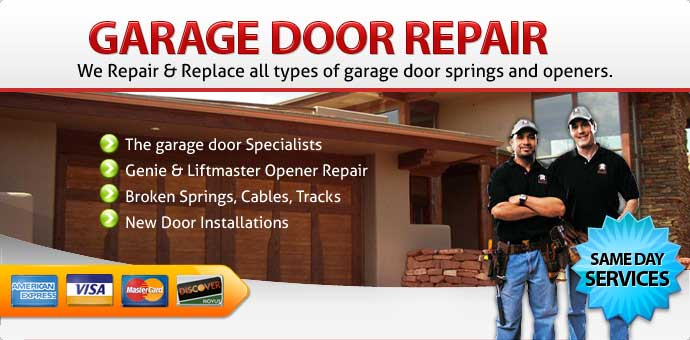 Garage Door Repair Marina Del Rey CA