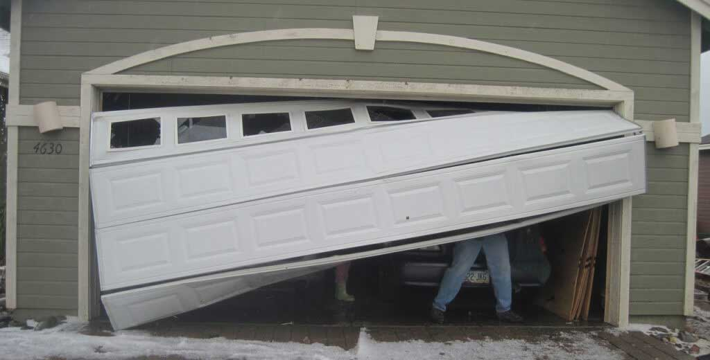 garage door wont open